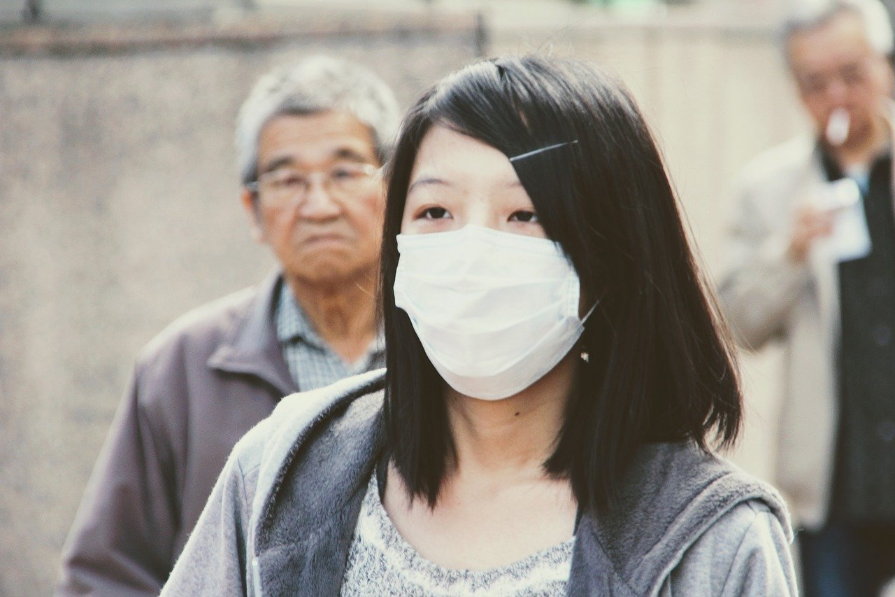 【100%ではない】インフルエンザの予防法!